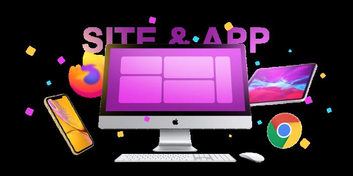 طراحی سایت و اپلیکیشن